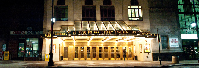 Pa Sales Tax >> Parking - The F.M. Kirby Center for the Performing Arts